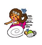 それいけ!アロハちゃん★(個別スタンプ:08)