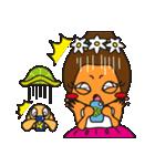 それいけ!アロハちゃん★(個別スタンプ:11)