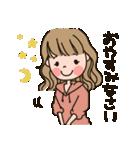働く大人女子★キャリアウーマン(個別スタンプ:04)