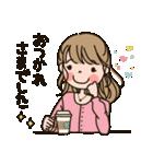 働く大人女子★キャリアウーマン(個別スタンプ:06)