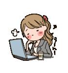 働く大人女子★キャリアウーマン(個別スタンプ:30)