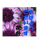 花井さんの名前スタンプ(個別スタンプ:3)