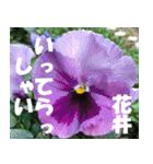 花井さんの名前スタンプ(個別スタンプ:34)