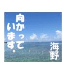 海野さんのスタンプ(個別スタンプ:07)