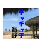 海野さんのスタンプ(個別スタンプ:15)