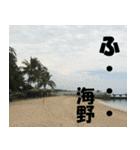 海野さんのスタンプ(個別スタンプ:17)