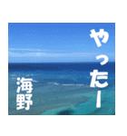 海野さんのスタンプ(個別スタンプ:26)