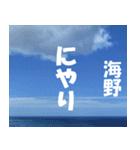 海野さんのスタンプ(個別スタンプ:27)