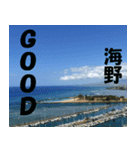 海野さんのスタンプ(個別スタンプ:28)