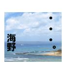 海野さんのスタンプ(個別スタンプ:32)