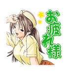 いちご100%(J50th)(個別スタンプ:04)