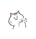 和ネコさんのゆるゆるスタンプ(S)(個別スタンプ:34)