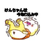 【決定版】名前スタンプ「けんちゃん」(個別スタンプ:13)
