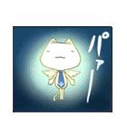 サラリー猫君(個別スタンプ:34)