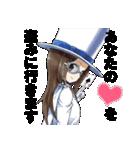 怪盗キッドコスプレ/高木さん(個別スタンプ:2)