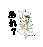 怪盗キッドコスプレ/高木さん(個別スタンプ:9)
