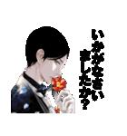 怪盗キッドコスプレ/高木さん(個別スタンプ:25)
