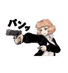 怪盗キッドコスプレ/高木さん(個別スタンプ:28)