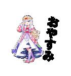 怪盗キッドコスプレ/高木さん(個別スタンプ:35)