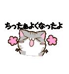 静岡弁のキジトラねことハムスター 2(個別スタンプ:11)