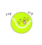 太っちょ猫、テニスをする(個別スタンプ:09)