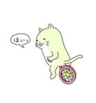 太っちょ猫、テニスをする(個別スタンプ:23)