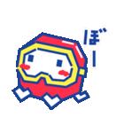 ディグダグほのぼのスタンプ(個別スタンプ:12)