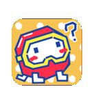 ディグダグほのぼのスタンプ(個別スタンプ:13)