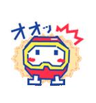 ディグダグほのぼのスタンプ(個別スタンプ:20)