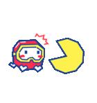 ディグダグほのぼのスタンプ(個別スタンプ:38)