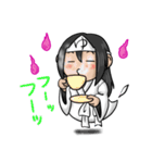 かわいい幽霊の幽ちゃん2(個別スタンプ:26)