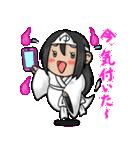 かわいい幽霊の幽ちゃん2(個別スタンプ:36)