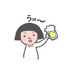 おかっぱユメちゃん2nd(個別スタンプ:14)