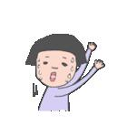 おかっぱユメちゃん2nd(個別スタンプ:36)