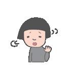おかっぱユメちゃん2nd(個別スタンプ:39)