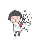 おかっぱユメちゃん2nd(個別スタンプ:40)