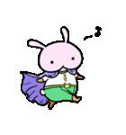 しりうさぎ(アメコミ風)(個別スタンプ:18)
