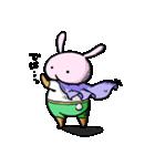 しりうさぎ(アメコミ風)(個別スタンプ:35)