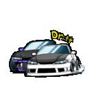 ドリ車スタンプ Vol.1(個別スタンプ:01)