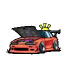 ドリ車スタンプ Vol.1(個別スタンプ:08)