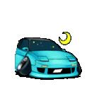 ドリ車スタンプ Vol.1(個別スタンプ:09)