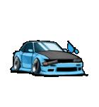 ドリ車スタンプ Vol.1(個別スタンプ:12)