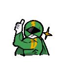 ストレッチヒーロー(個別スタンプ:03)