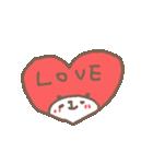 愛・愛・愛のパンダ(個別スタンプ:13)