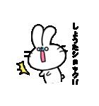 しょうたスタンプ2(ウサギくん)(個別スタンプ:25)