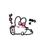かおりスタンプ2(ウサギちゃん)(個別スタンプ:27)