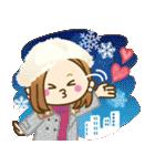 大人女子の日常【冬&年末年始】(個別スタンプ:26)