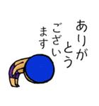 水泳男子(個別スタンプ:05)