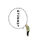 クローバー&クローバーtrèfle(稚野鳥子)(個別スタンプ:34)