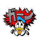 デカ文字!ミッキー&フレンズ(個別スタンプ:21)